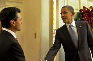 """Obama se declara """"preocupado"""" por lo ocurrido en Iguala"""