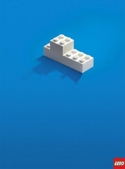 Lego Shadow Ship Ad