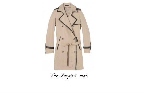 The Kooples, mac, Abbie Pethullis, mum style tips, fashion