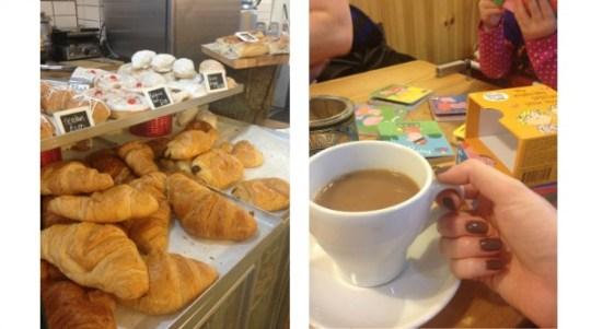 Family friendly cafe, Balham, London