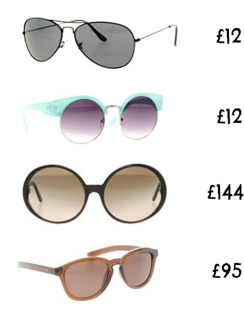 The best ASOS sunglasses