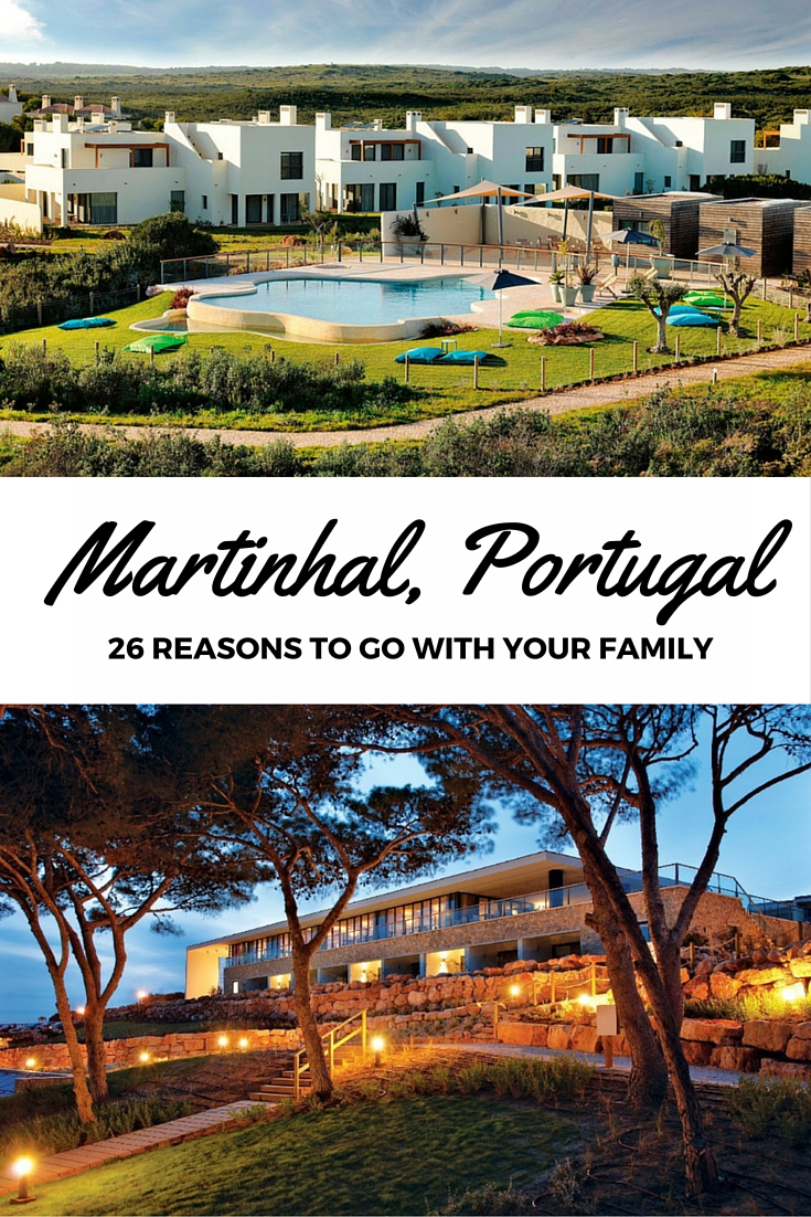 The ultimate A to Z of Martinhal Beach Resort in Portugal