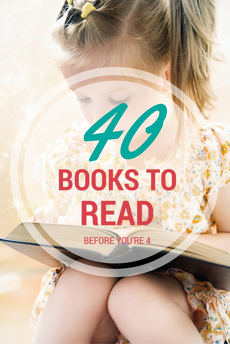 The ultimate list of books for under 4s - lots of ideas for gifts and bedtime stories