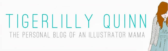 Amazing blog - Tigerlily Quinn