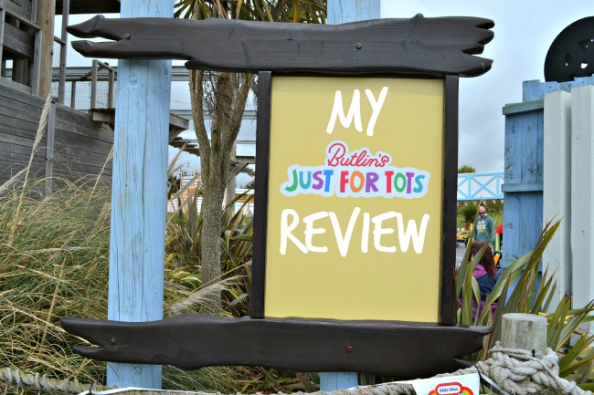 Butlins Just For Tots review