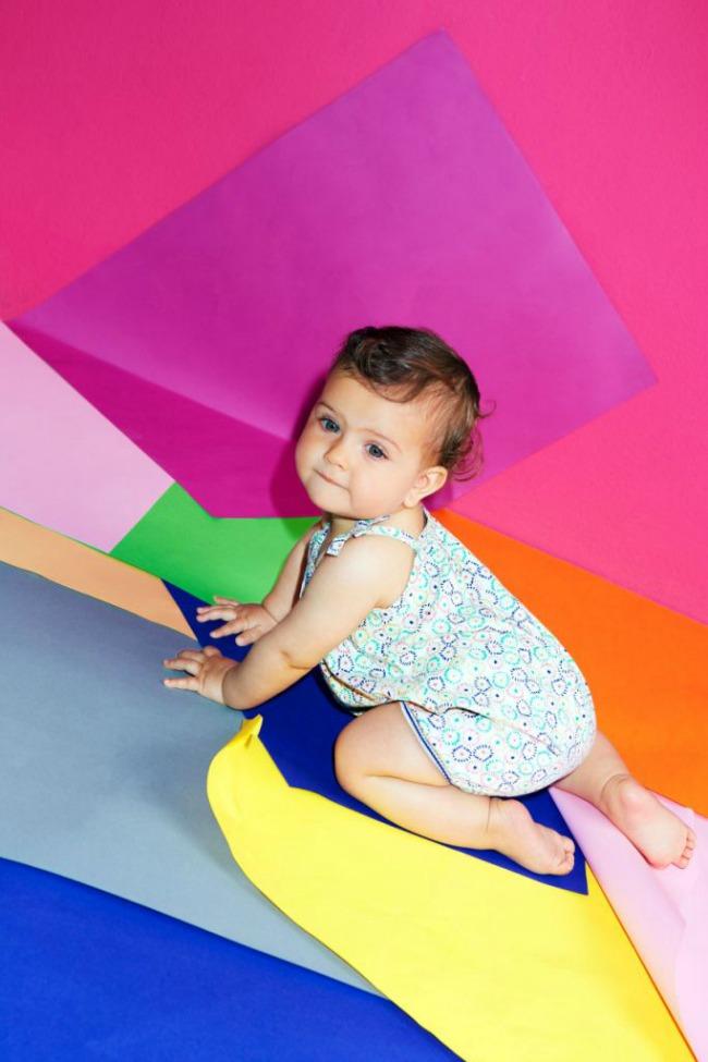 Petit Bateau babywear
