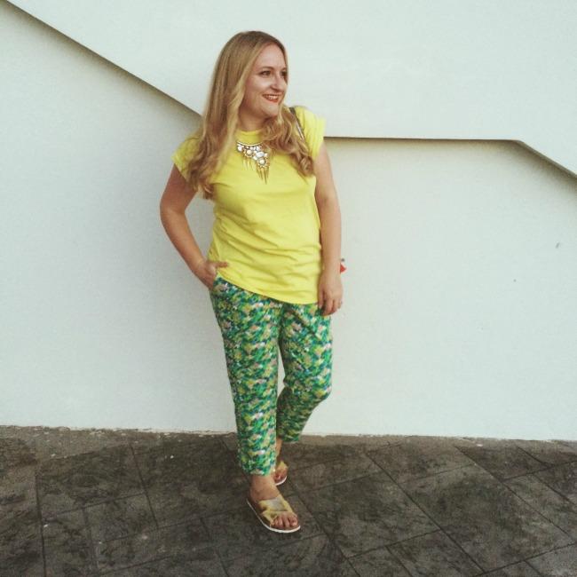 Alison Perry in Levante Beach, Rhodes #MarkWarnerMum