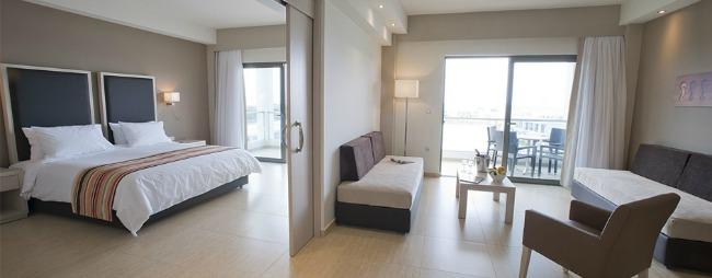 Mark Warner Levante Beach suite