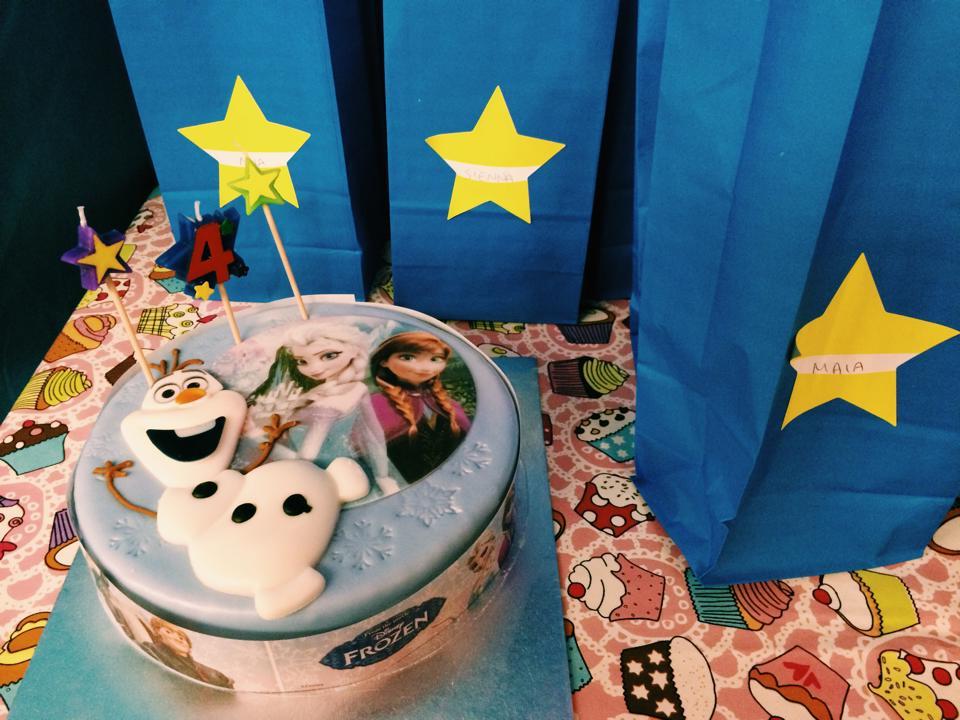 Children S Birthday Parties The Fantasy V The Reality