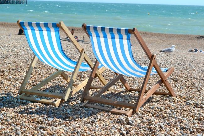 deckchairs-brighton-beach