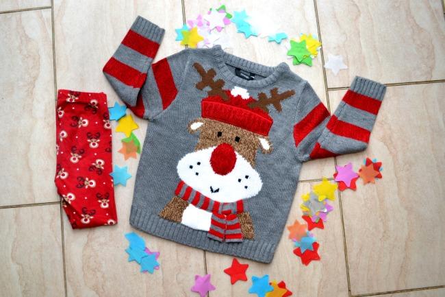 Kids Christmas jumper