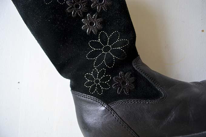 clarks-girls-winter-boots-detail