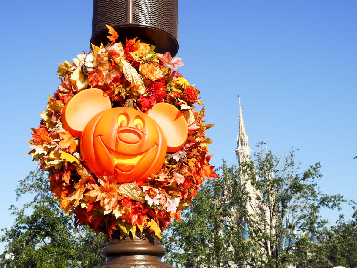 Halloween at Walt Disney World