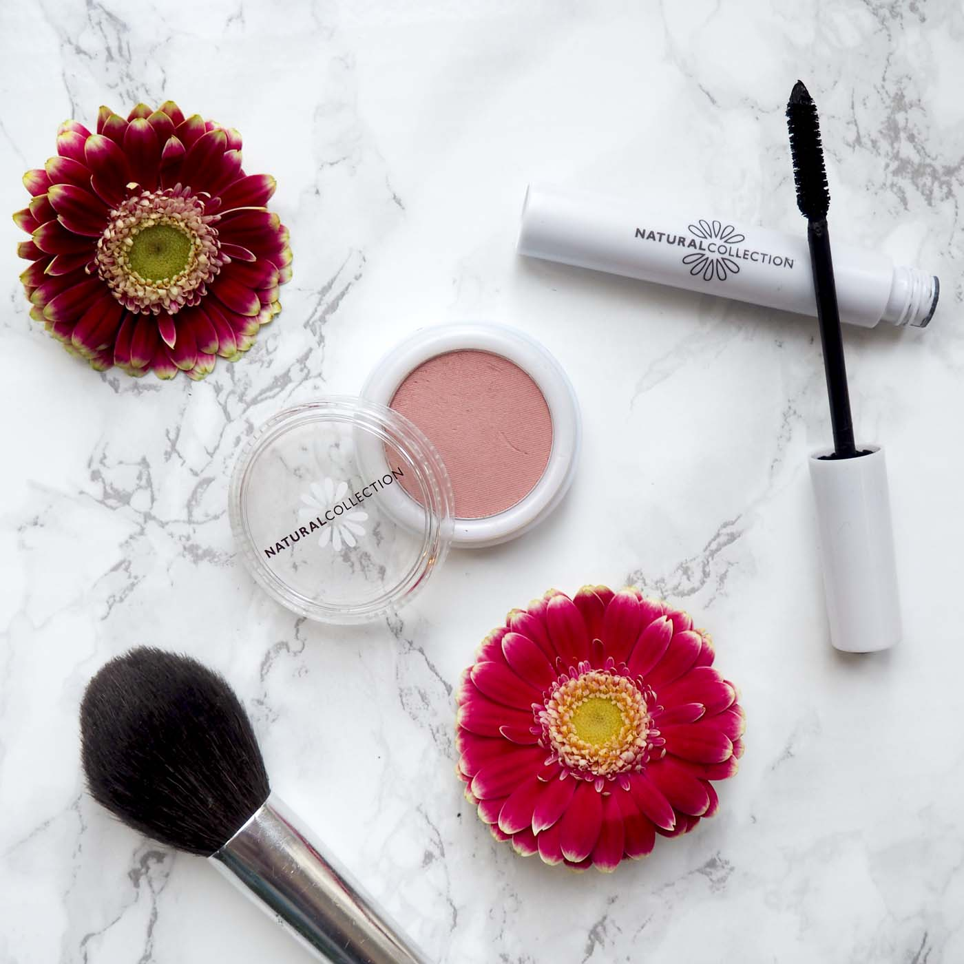 Boots Natural collection make up
