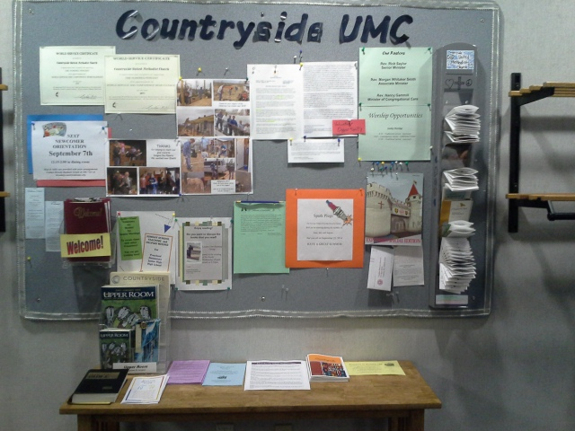 Countryside Display