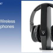 2.4GHz Wireless TV Headphones