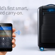 Bluesmart - The World\'s First Smart Connected Carry-on Suitcase
