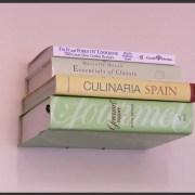 Invisible Bookshelf Installation