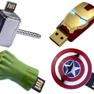 The Avengers USB 8GB Flash Drive 1