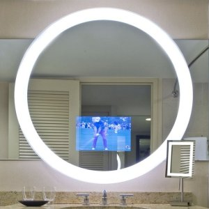 Trinity Lighted Mirror TV - 1