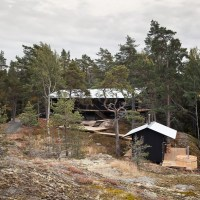 A Place That You Would Never Wish To Leave - Wooden Cottage In The Swedish Archipelago