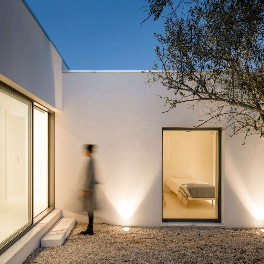 A Minimal House In Portugal Surrounded By Vines Your No