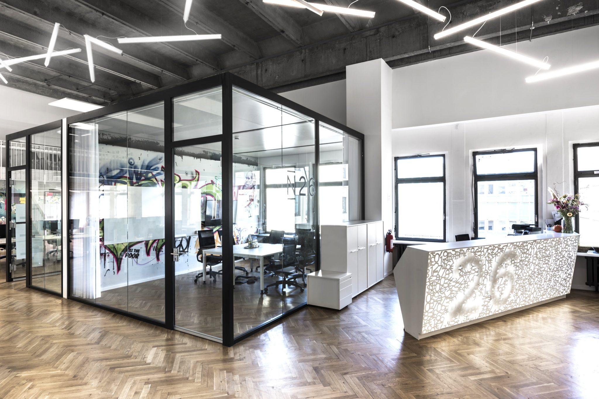N26 Office HQ In Berlin By TKEZ Architecture