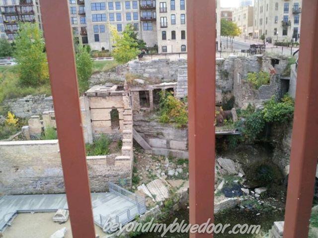 Minneapolis Mill ruins
