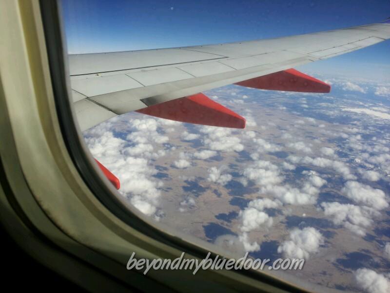 flying on southwest