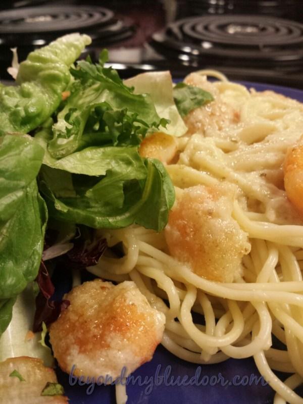 365 easy recipes, Louisville Food Blogger, foodie, dinner, shrimp