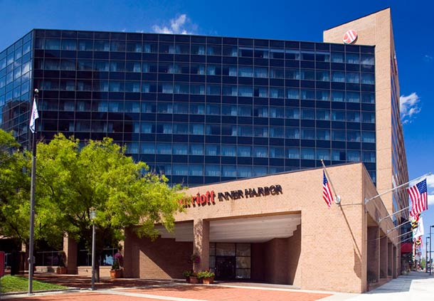 travel, places to stay in Baltimore, Marriott