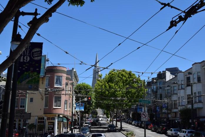 Cables del tranvía de San Francisco