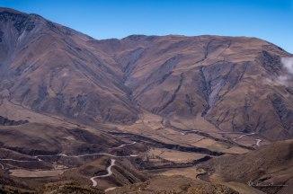 Cuesta del Obispo. Provincia de Salta. Argentina 2017