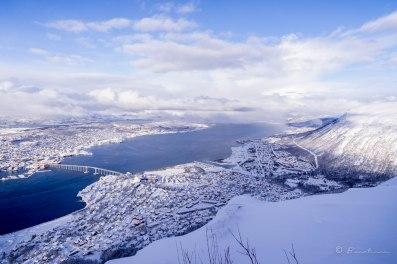 Tromsø. Noruega 2017.
