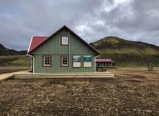 Refugio en Landmannalaugar
