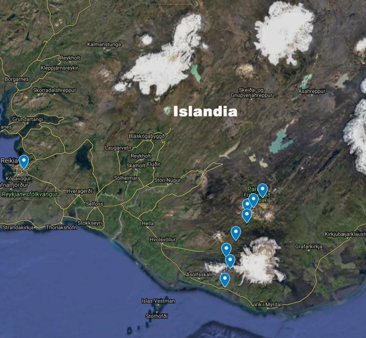 Trekking de Landmannalaugar. Islandia 2018