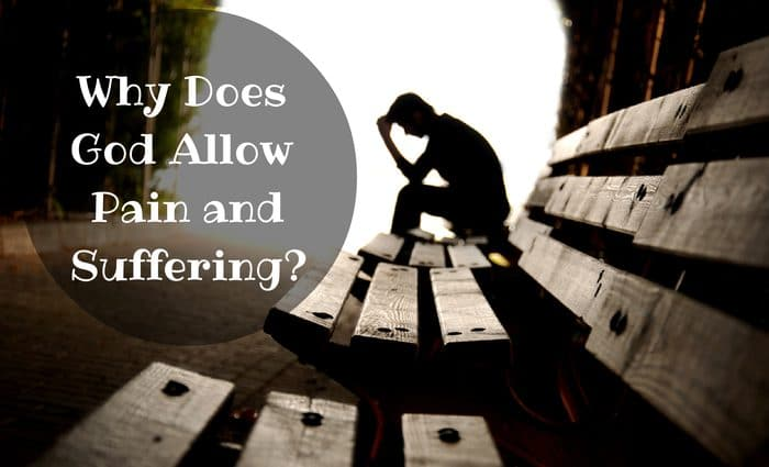 Why Does God Allow Suffering Video