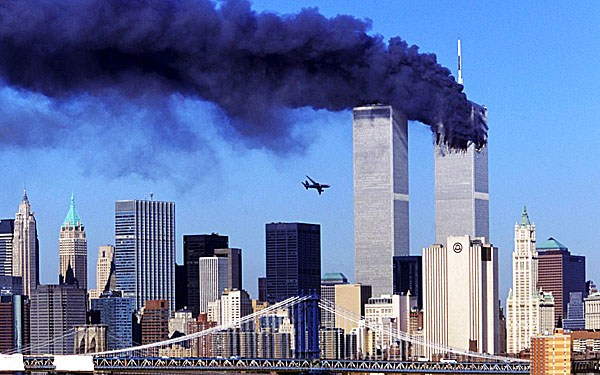 9/11 twin towers prediction