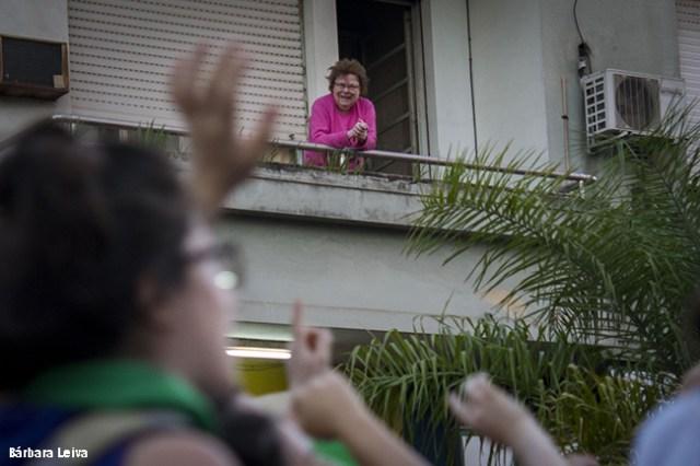 ENM en Resistencia, Chaco. Foto: Barbara Leiva.