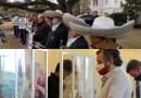 Mariachis ofrecen serenata frente a la casa del senador Ted CruzCNN