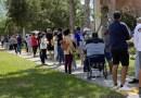 Aproximadamente 50 personas fueron vacunadas en un sitio de Florida a pesar de no ser elegibles