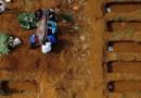 Brasil supera las 3.000 muertes por covid-19 en un solo día por primera vez desde el inicio de la pandemia
