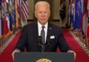 Biden ordena a los estados ampliar vacunación para todos los adultos antes del 1 de mayo