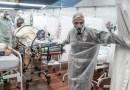El resurgimiento del covid-19 en Brasil desborda los hospitales