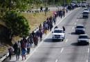 El presidente de El Salvador sugiere a EE.UU. abandonar concepto de triángulo norte en tema migratorio