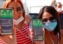 El 'pase verde' para los vacunados en Israel muestra cómo podría ser un futuro poscoronavirus