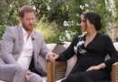 Familia real está «entristecida» por la entrevista de Harry y Meghan