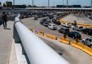 EE.UU. extenderá las restricciones de viaje por las fronteras terrestres con México y Canadá hasta abril