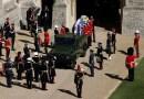 La reina Isabel se despidió del príncipe Felipe en un funeral íntimo
