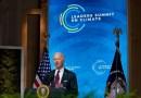 Cumbre climática virtual: Biden anuncia que EE.UU. pretende reducir las emisiones de carbono hasta en un 52% para 2030